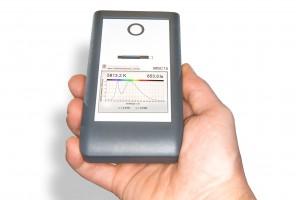 MSC15 Gigahertz-Optik hand held light meter