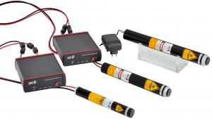 SIOS SL02 SL03 SL04 Stabilized HeNe Lasers