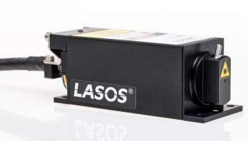 DPSS module Lasos