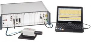Laser vibration measurement